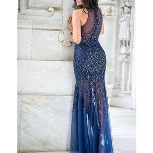 Jovani Promise dress